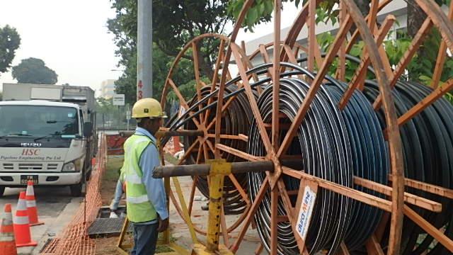 Telecommunication Pipelines