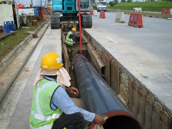Gas Transmission Pipeline